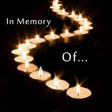 In memory 1