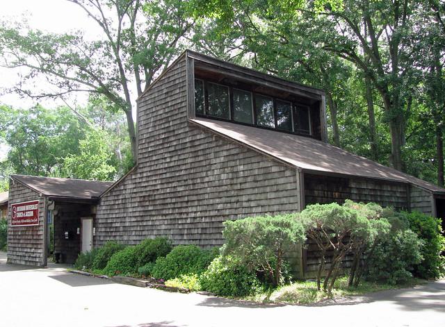 Unitarian Universalist Church of Jackson sanctuary building
