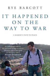 book-cover it happened on the way to war