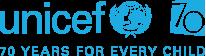 unicef_70_logo_en